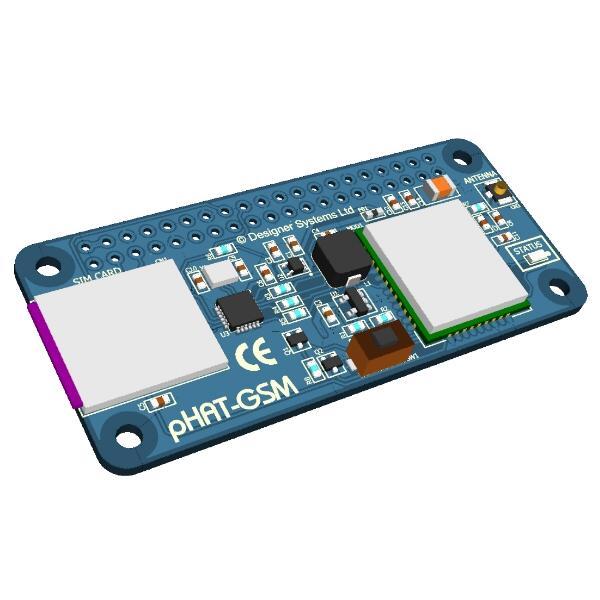 pHAT-GSM 2G Modem Module