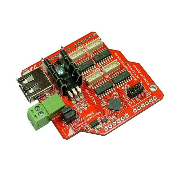 File Unipolar Stepper Motor Driver 28 Images Arduino